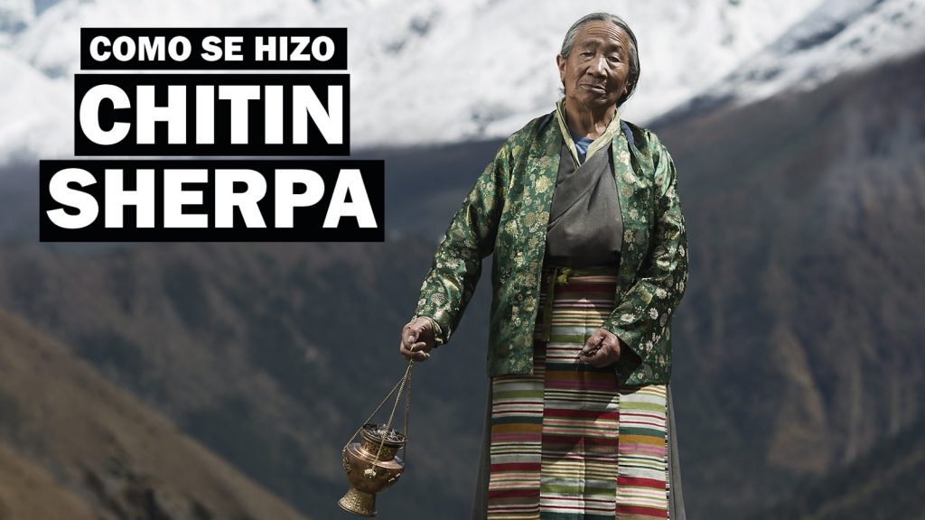 Chitin Sherpa