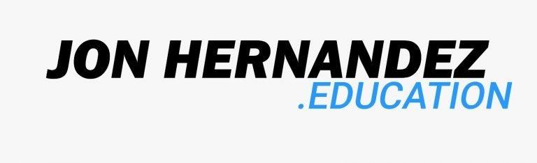 Logo Jon Hernandez education