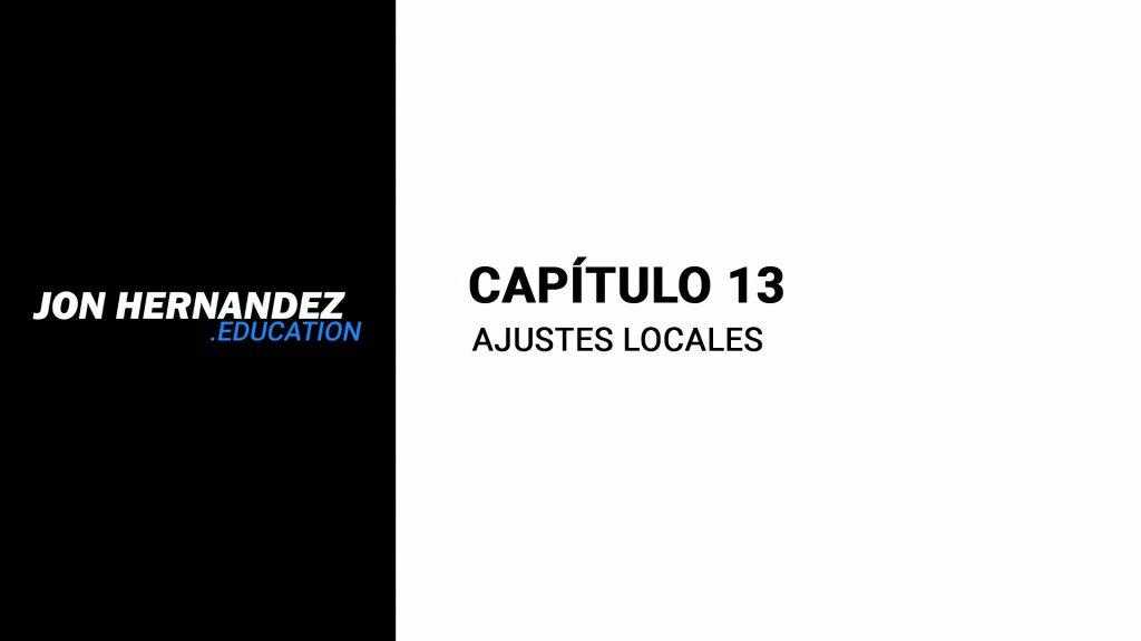 CLR_Capitulo013_AjustesLocales