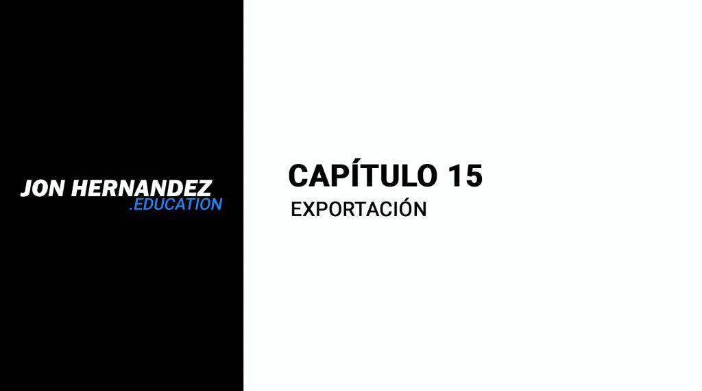 CLR_Capitulo015_Exportación